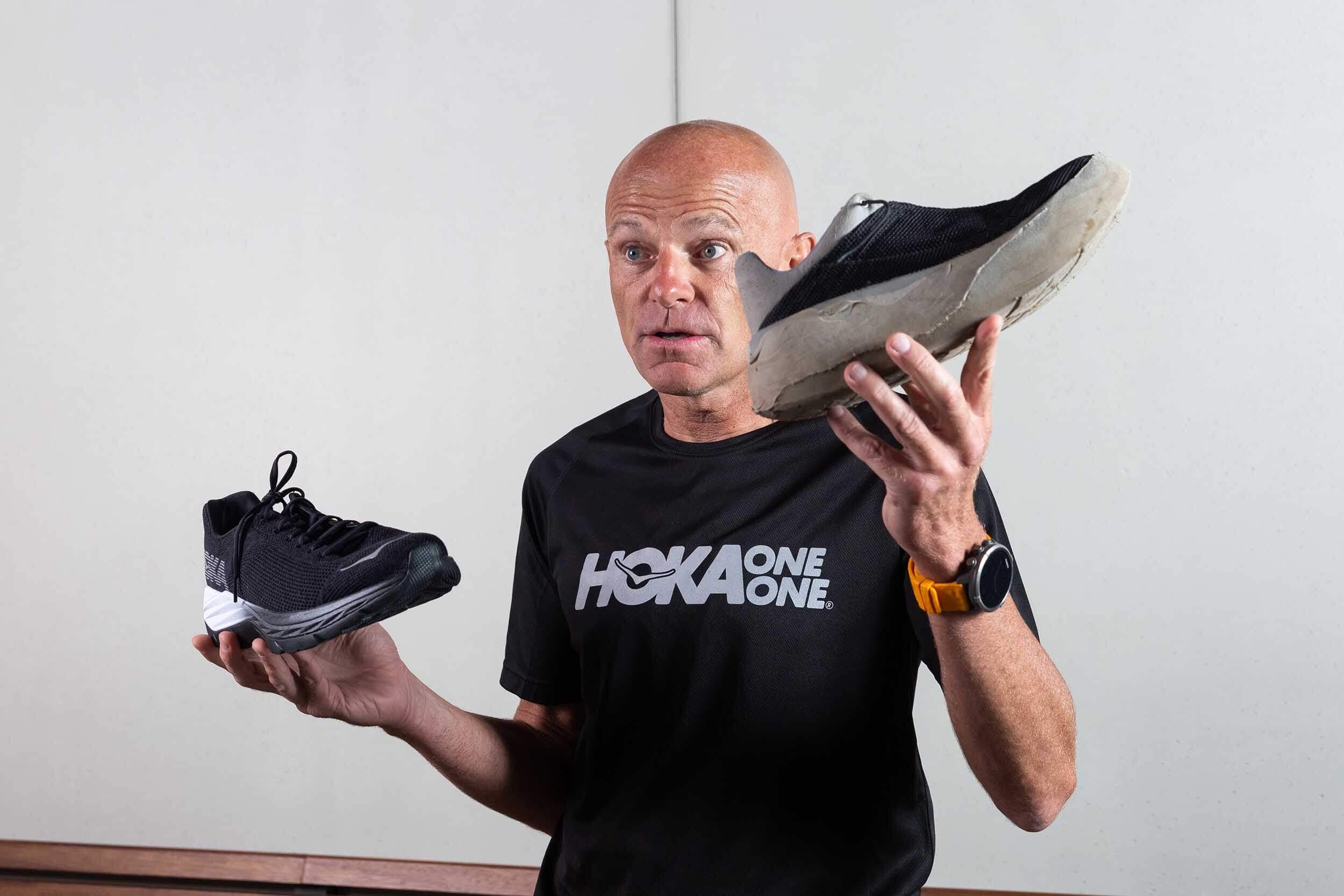 HOKA co-founder Nico Mermoud explains the evolution of the HOKA brand