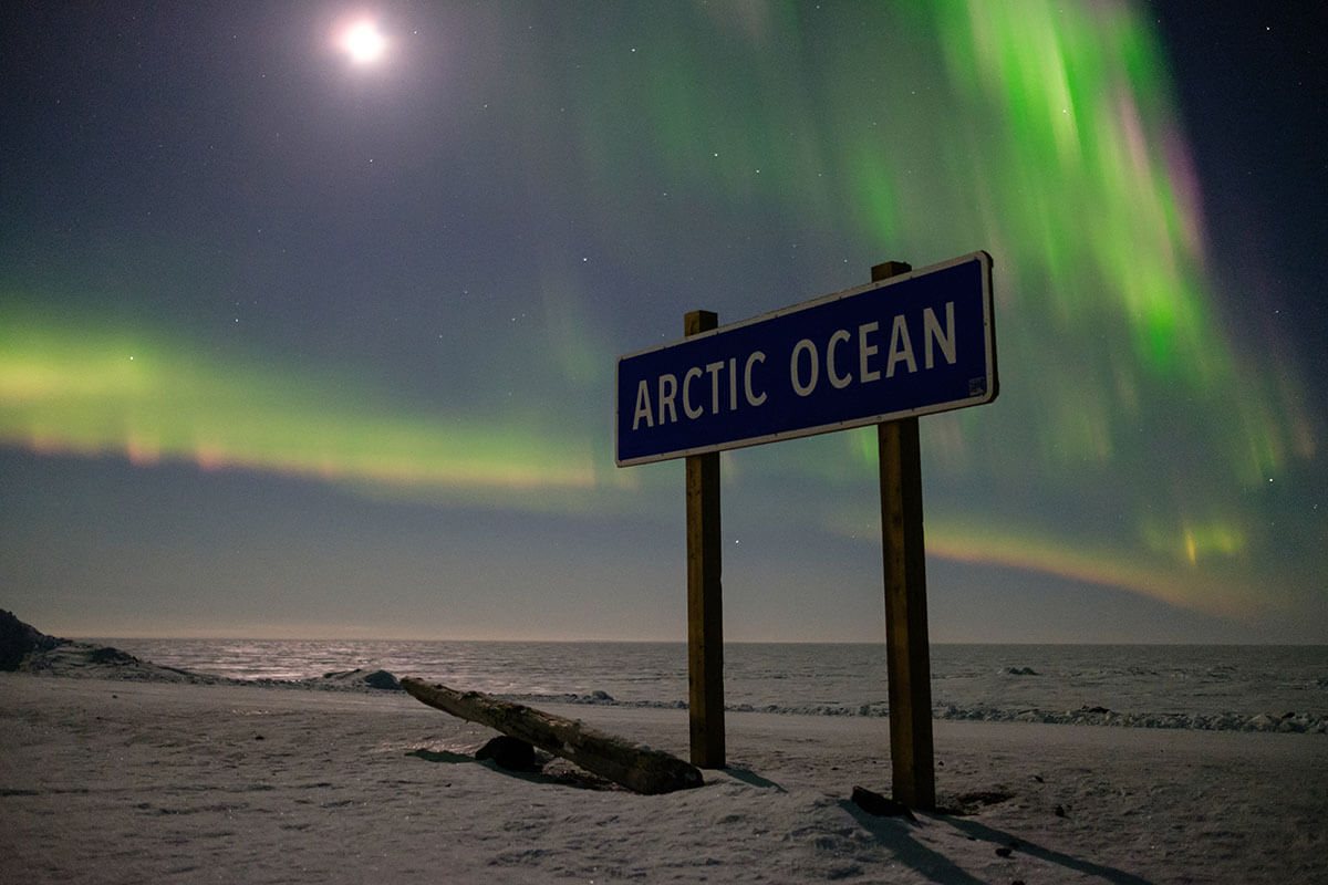 Arctic sign