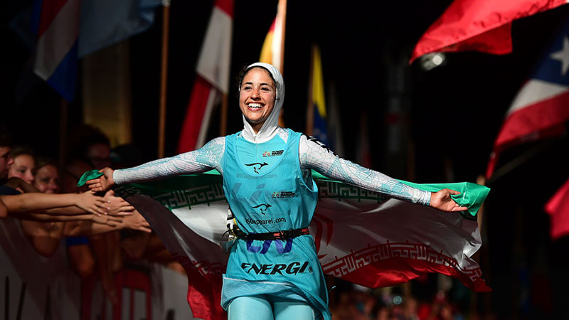 How Shirin Gerami sparked a girls' sporting revolution in Iran